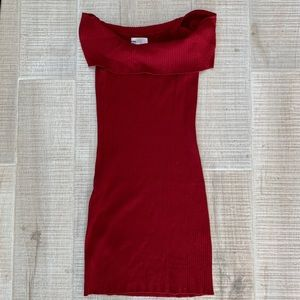 By the way. Mini dress